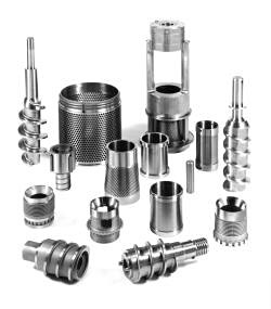 Mechanical Deboning and Desinewing Machine Components